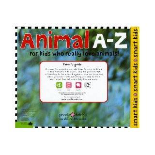 Smart Kids Animals A Z: Roger Priddy: 9780312510855: Books