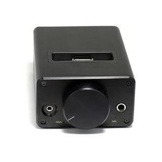 FiiO E9i Desktop Pre Amp and Headphone Amplifier Dock for iPod and iPhone: Electronics
