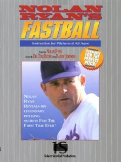 Nolan Ryan's Fastball Pitching Instructional Video with Randy Johnson: Nolan Ryan, Randy Johnson, Robert Steinfeld:  Instant Video