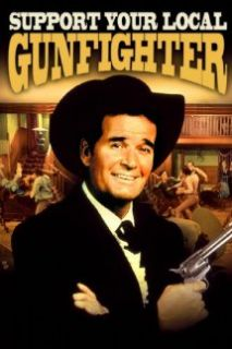 Support Your Local Gunfighter: James Garner, Suzanne Pleshette, Jack Elam, Harry Morgan:  Instant Video