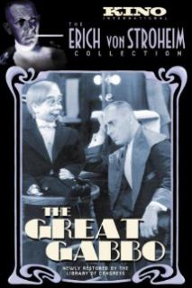 The Great Gabbo: Erich Von Stroheim, Betty Compson, James Cruze:  Instant Video