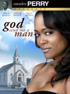 God Send me A Man: Clifton Powell, Robin Givens, Nicci Gilbert, Constance Washington:  Instant Video