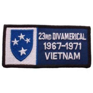 U.S. Army 23rd Infantry Division Vietnam Patch: Patio, Lawn & Garden