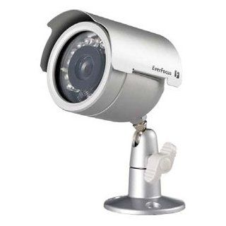 EVERFOCUS ECZ230/N 4 1/3IN IR Weatherproof, Mini Bullet Camer: Camera & Photo