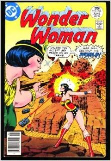 Wonder Woman (Comic Issue #232) June 1977: Wonder Woman: Books