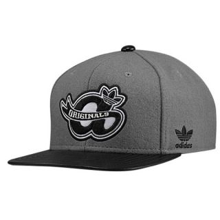 adidas Originals Alpha Prep Cap   Mens   Casual   Accessories   Black