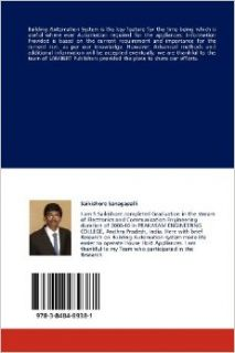 Building Automation System using GSM Enabled Mobile Phone: Brief Research on Electronics and Communications: Saikishore Sanagapalli, Sagandh P., Raviteja C. H. K.: 9783848489381: Books