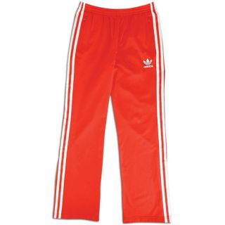 adidas Originals Firebird Track Pants   Boys Grade School   Casual   Clothing   Light Scarlet/White