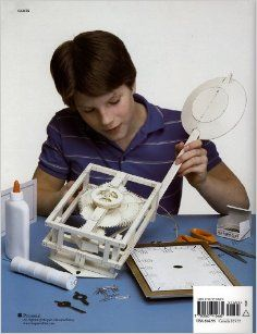 Make Your Own Working Paper Clock: James Smith Rudolph: 9780060910662: Books