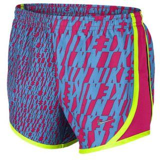 Nike Tempo Shorts   Girls Grade School   Running   Clothing   Vivid Pink/Vivid Pink/Matte Silver