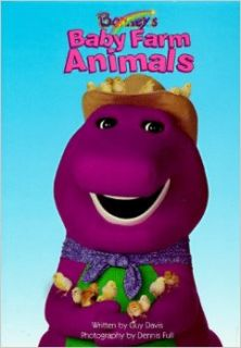 Barney's Baby Farm Animals (Barney's Great Adventure): Guy Davis: 9781570642609: Books