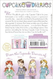 Emma on Thin Icing (Cupcake Diaries): Coco Simon: 9781442422797: Books