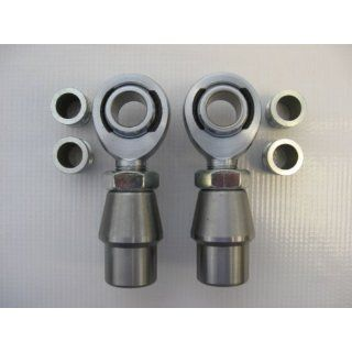 QSC 5/8 X 5/8 18 Chromoly Panhard Bar Kit with Bung .120 & 5/8 1/2 High Misalignment Spacers , Rod End, Heim Joint Industrial & Scientific
