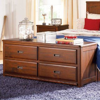 Dillon Full Footboard Dresser