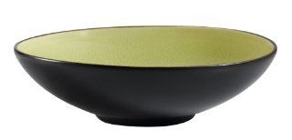 CAC China 666 15 G Japanese Style 7 Inch Golden Green Soup Bowl, Box of 24: Kitchen & Dining