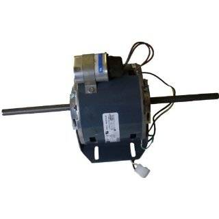 Penn Vent Electric Motor (HE2J061N, 7124 2380) Zephyr Z12H, 1550 RPM, 115 Volt # 56351 0: Home Improvement