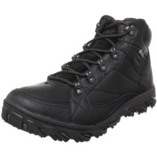 Caterpillar Men's Inuvik Hi Waterproof Insulated Boot,Black,14 M US Shoes