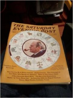 The Saturday Evening Post February 1975 (Gerald Ford on cover, Vol 247 No 1): Beurt SerVass: Books