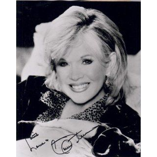 Connie Stevens Signed Young Sexy Super Smile UACC RD 244 Iada Sanders: Collectibles & Fine Art