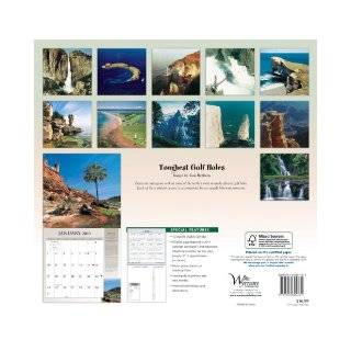 Toughest Golf Holes 2010 Wall Calendar: Wyman Publishing: Books