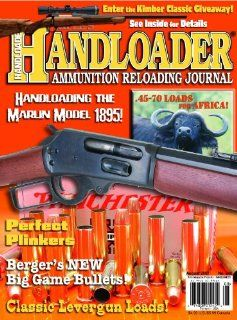 Handloader Magazine   August 2007   Issue Number 248: Dave Scovill, Mike Venturino, Gil Sengel, Brian Pearce, Jr. R.H. VanDenburg, John Barsness, John Haviland, Chub Eastman, Charles E. Petty, Wolfe Publishing Company: Books