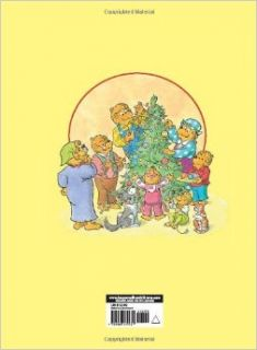 The Berenstain Bears' Old Fashioned Christmas: Jan Berenstain, Mike Berenstain: 9780060574437: Books