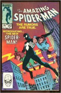 Amazing Spider Man #252 1st App Black Costume Spidey 3 Movie #9347: Ron Frenz, Roger Stern, Tom DeFalco, Brett Breeding, Jim Shooter, Danny Fingeroth: Books