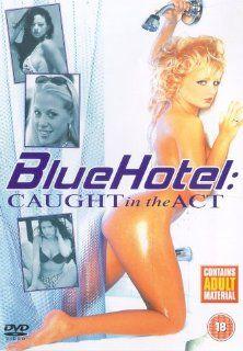 Blue Hotel Caught in the Act Region 2 DVD Import Lauren Hays Candice Michelle Movies & TV