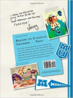 Monsters University Fearbook: Disney Book Group, Calliope Glass, Disney Storybook Art Team: 9781423170099: Books