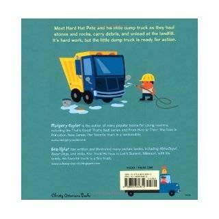 The Little Dump Truck Margery Cuyler, Bob Kolar 9780805082814 Books
