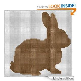 Chocolate Bunny Cross Stitch Pattern eBook: Mother Bee Designs: Kindle Store
