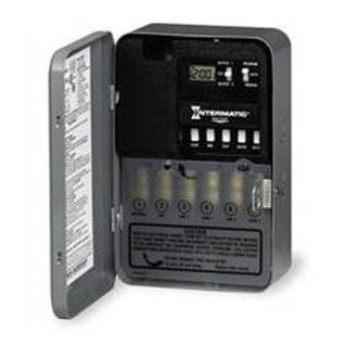 Intermatic ET279C Energy Controls   Electronic Time Switches   24 Hour Electronic