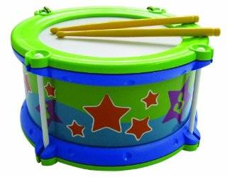 Pre School Hohner Toddler Marching Band Kids Drum Set: Musical Instruments
