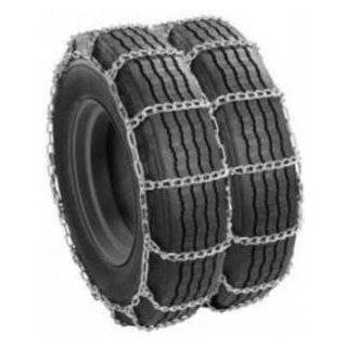 Dual Truck Snow Tire Chains Highway Service 285/70 24.5 Automotive