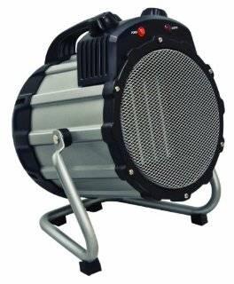 Comfort Zone� Deluxe Fan Forced Ceramic Utility Heater/Fan CZ285   Space Heaters