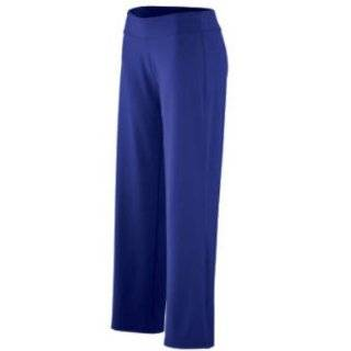 Ladies' Poly / Spandex Pants (2X Large) from Augusta Sportswear : Athletic Pants : Sports & Outdoors