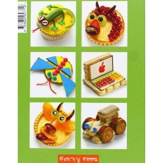Tiburones divertidos y caracoles curiosos / Cool Sharks and Curious Snails: Bocados divertidos para ni�os / Fun Cakes for kids (Comida Divertida / Fun Food) (Spanish Edition): Varios: 9783940957719: Books
