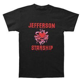 Jefferson Starship Red Octopus T shirt: Clothing