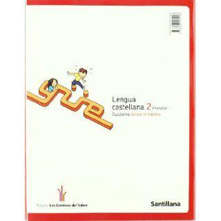 Caminos Del Saber Cuaderno Lengua 2 Trim.3 (Spanish Edition) SANTILLANA 9788468001098 Books