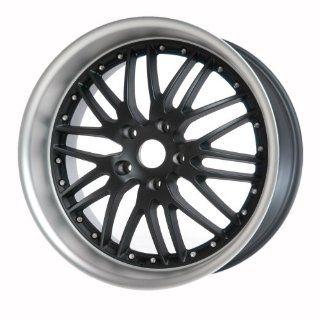 "19"" Black Hyundai Genesis Coupe ST1 Wheels Set Staggered (Set of 4 Rims) 328 335: Automotive"