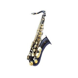 New Black Tenor Saxophone Sax w/ case   Approved + Warranty Musical Instruments
