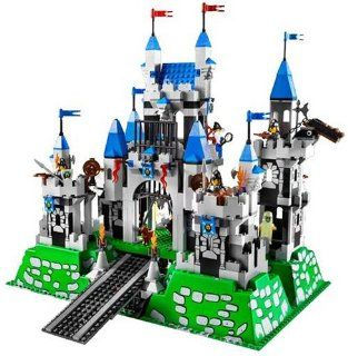 Lego Knights Kingdom Set #10176 Royal Castle Toys & Games