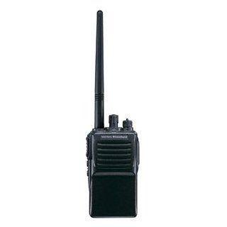 Vertex VX351 D0UNEP Business/Industrial Portable VHF Universal Radio Package (Black)  Shortwave And All Hazard Radios