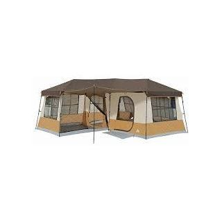 Ozark Trail 12 Person 3 Room Cabin Tent Sports & Outdoors