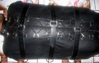 Leather Sleep Sack ,Perfectly Design Sleepsack for Bondage Play ,In Large Size: Everything Else