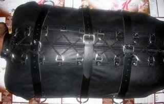 Leather Sleep Sack ,Perfectly Design Sleepsack for Bondage Play ,In Large Size: Everything Else