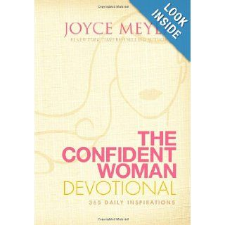 The Confident Woman Devotional: 365 Daily Inspirations: Joyce Meyer: 9780446568883: Books