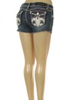 LA Idol Shorts 2803SP, XS (27W): Clothing