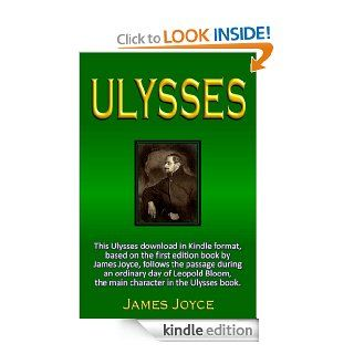 ULYSSES;This Ulysses download, based on the 1922 first edition book by James Joyce, follows the passage during an ordinary day of Leopold Bloom, the main character in the Ulysses book. [Illustrated] eBook: James Joyce, Kevin Johnston: Kindle Store