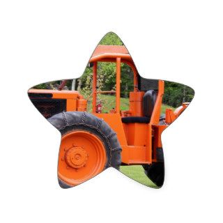 Timberjack Skidder Star Stickers